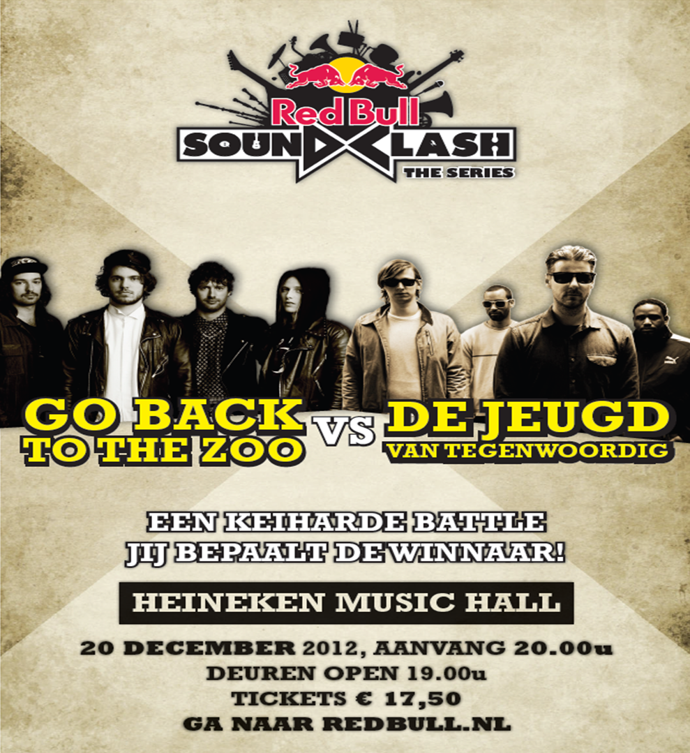 Red Bull - Soundclash