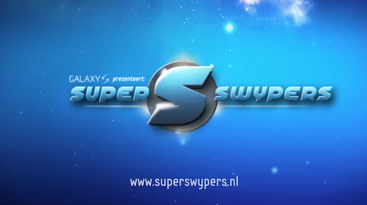 Samsung - Super Swypers